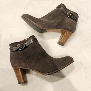 Alberto Fermani | Ginose Heeled Ankle Boots 37.5/7